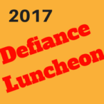 PFNCA Defiance Luncheon to Be Held May 2nd