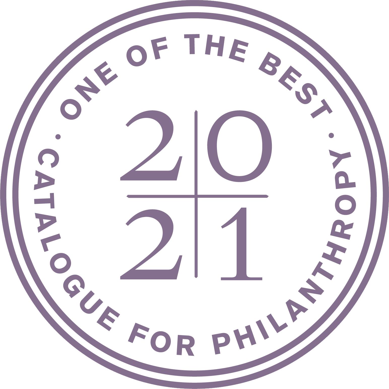 Catalogue for Philanthropy 20/21